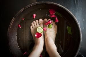 Spa feet